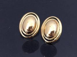 Vintage Jewelry By TRIFARI  Gold Tone Earrings  - $9.99