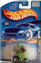 Hot Wheels - Hyper Mite: 2001 First Editions #17/36 - Collector #029/240... - $4.99
