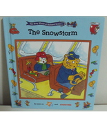Childrens Books The Snowstorm Busy World of Richard Scarry - $4.95