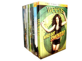 WEEDS: THE COMPLETE SERIES - SEASON 1-8, DVD   - $64.95