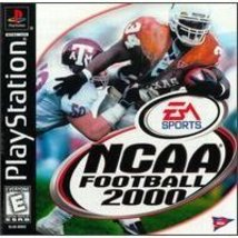 NCAA Football 2000 [PlayStation] - $5.99