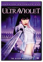 Ultraviolet (Unrated, Extended Cut) [DVD] [2006] - $4.99