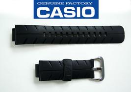 Genuine Casio Rubber Resin Watch Band Strap G-shock G-300 G306X G-301 G350 - $14.45