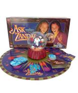 Vintage 1992 Ask Zandar Talking Wizard Electronic Fortune Telling Board ... - $23.33