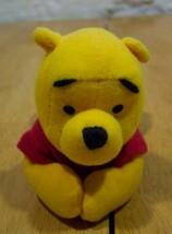 "WINNIE THE POOH BEAR RATTLE 7"" Plush Stuffed Animal - $15.35"