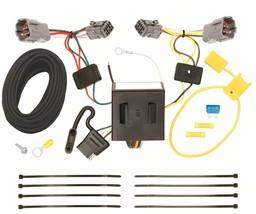 Trailer Wiring Harness Kit For 13-18 Hyundai Santa Fe Sport (5 Passenger) T-One - $60.29