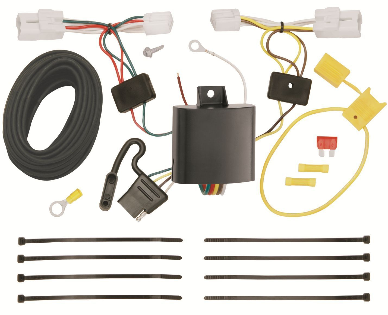 Trailer Wiring Harness Kit For 15-17 Hyundai Sonata except Hybrid Plug & Play