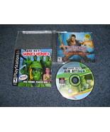 Playstation 1 Army Men Sarge's Heroes  - $4.99