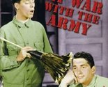 At War With the Army [DVD] [1950]