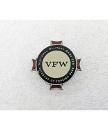 VWF Collector Lapel Pin - National Military Services, Veterans of Foreig... - $8.41
