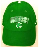 Vanderbilt University Clover Men's Green Baseball Hat Stretch Fit L/XL - $26.27
