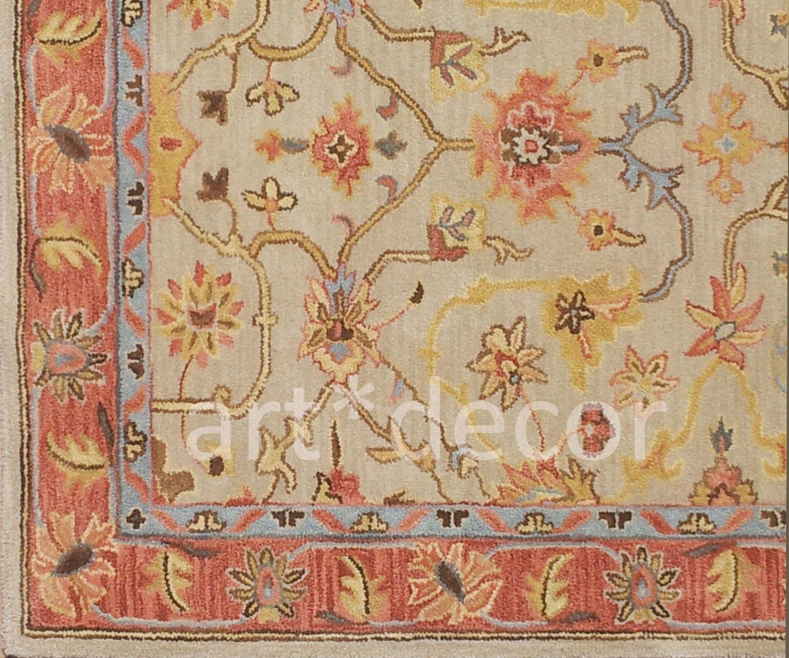 Pottery Barn Persian 8X10 Elham Woolen Area Rugs Carpet