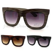 Unisex Sunglasses Super Bold Thick Frame Oversize Fashion Shades - $7.15