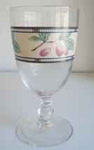 Mikasa Garden Harvest Water Goblet image 2
