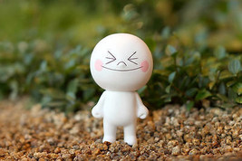 "LINE Friends Smile MOON Figure 15cm(6"") Art Toy Character Decor Desk Hom... - €36,18 EUR"