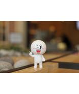 "LINE Friends Wink MOON Figure 15cm(6"") Art Toy Character Decor Desk Home... - $41.05"