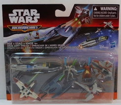 Star Wars Micro Machines Deluxe Vehicle Pack Dr... - $14.94