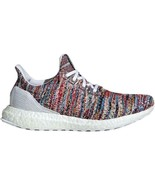 Mens Adidas x Missoni Ultra Boost Clima White Cyan Red D97771 - $174.99