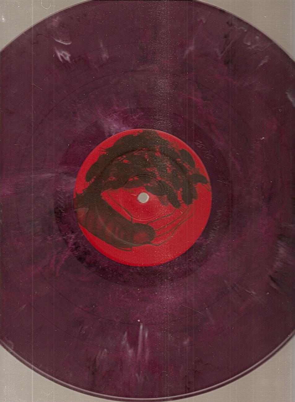 LP--The Death Of Anna Karina   (Art Rock, Noise, Punk )