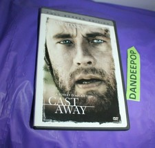 Cast Away (DVD, 2002, Single Disc Fullscreen) - $8.90