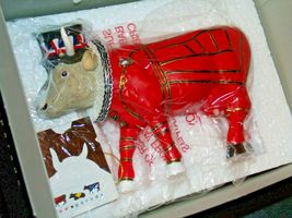 CowParade Beefeater It Ain't Natural #7427 Westland Giftware (Resin) AA-191935 image 3