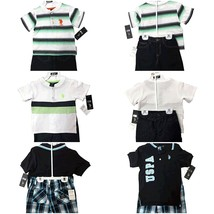 US POLO TODDLER 2 PIECES SET 2T-4T - $15.99