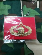 Royal Thai Army Master Class infantry Pistol Badge Thai infantry Pistol ... - $14.03