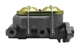"MBM-MC1322H- Universal Cast Iron Master Cylinder. 3/8"" ports"