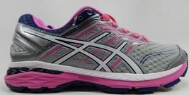 Asics GT 2000 v 5 Running Shoes Women's Size US 8 M (B) EU 39.5 Silver T757N