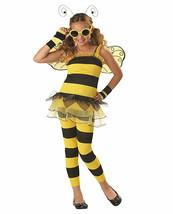 Little Honey Bumble Bee Girls Halloween Costume Child Size Medium 8-10 - $26.76