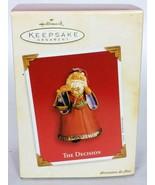 Hallmark Keepsake Christmas Ornament The Decision Santa Claus - $11.04