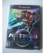 Nintendo GameCube Metroid Prime 2 Echoes video game - $24.95
