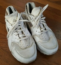 Womens Nike Air Huarache Run 634835-018 Phantom Light Iron Ore sz9.5 - F... - $29.99