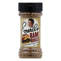 Emeril's BAM! Burger Hamburger Seasoning, 3.72 Oz, Pack of Six - $21.87