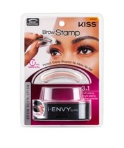 I Envy B Kiss Brow Stamp Color: Ebony Natural Shape KPBS02 Brow Revolution - $7.99