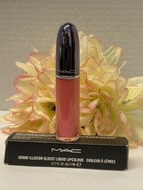 MAC Authentic Spoil Yourself Grand Illusion Glossy Liquid LipColor gloss... - $15.79
