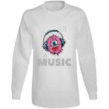 Monster Music Head Phones Long Sleeve T Shirt image 6