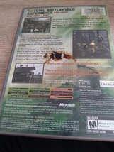 MicroSoft XBox Tom Clancy's Ghost Recon image 3
