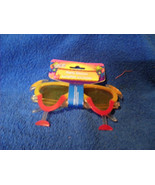 Luau Party Glasses Drink Shaped Lenses New - $5.69