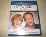 The Internship (Blu-ray Disc, 2015, 2-Disc Set, Canadian) DISC IS MINT