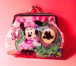 So Cute! Sweet Minnie Mouse Coin Purse— More Fun Character Coin Purses A... - $5.00