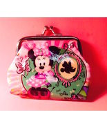 So Cute! Sweet Minnie Mouse Coin Purse— More Fun Character Coin Purses A... - $5.00