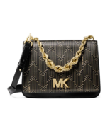 MICHAEL Michael Kors Mott Metallic Deco Chain Swing Shoulder Bag - $296.99