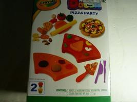 Crayola Pizza Party Modeling Dough Kit - $6.91