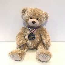 Build-A-Bear Plush Commemorative Centennial Teddy Bear 1902-2002 Retired... - $19.79