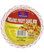 Pennant Deluxe Fruit Cake Mix, 16 Ounce - $9.35
