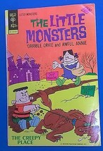 THE LITTLE MONSTERS #32 (1976) Gold Key Comics VG+ - $9.89
