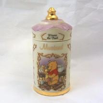 The Winnie the Pooh Walt Disney Spice Jar Collection 1995 Lenox Porcelain - $11.00