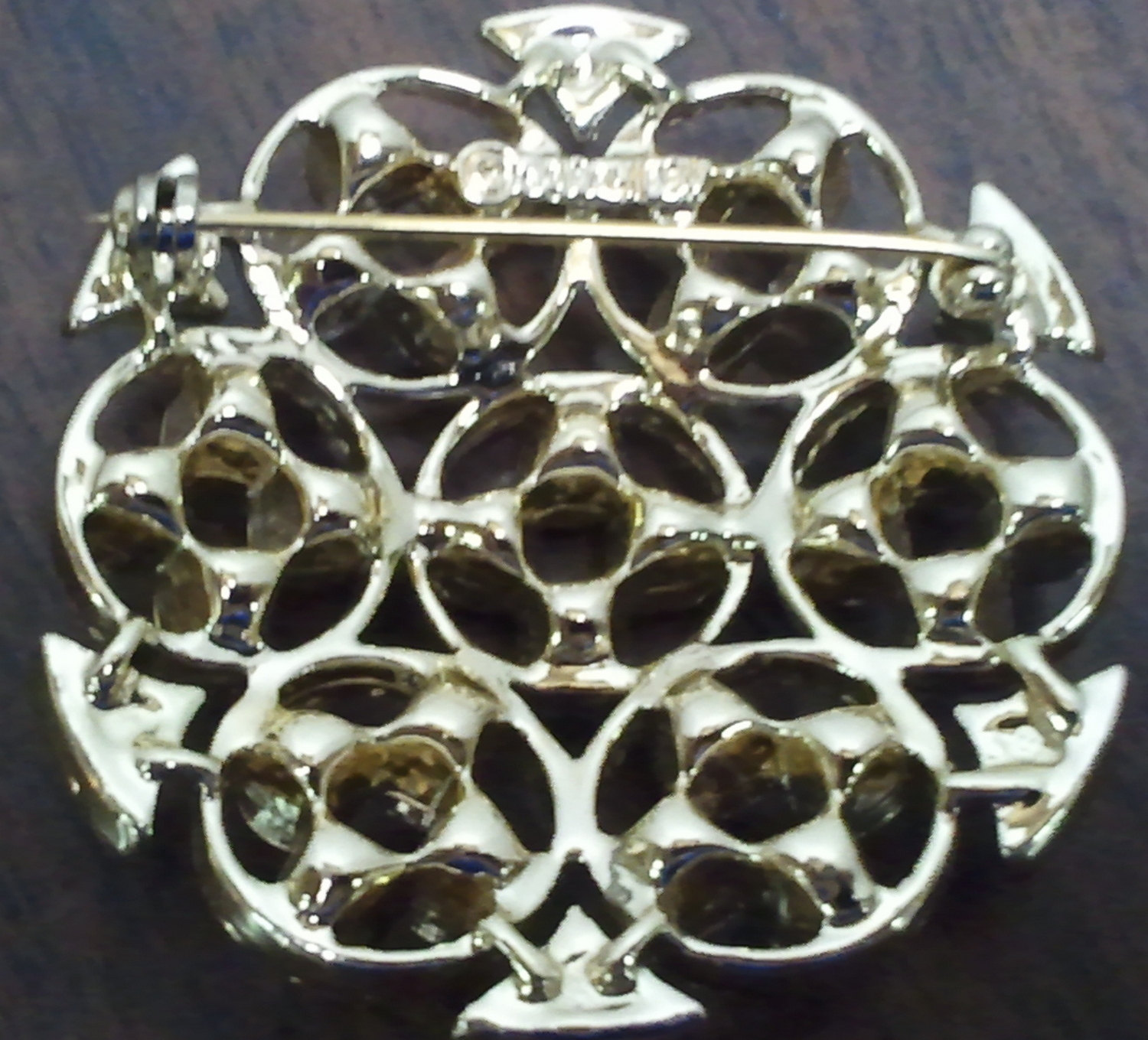 "Sarah Coventry ""Ceylon"" Brooch"