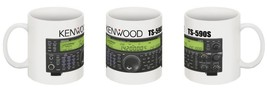 Kenwood TS-590S Amateur Radio Coffee Mug - Limited Quantities!  - $13.99